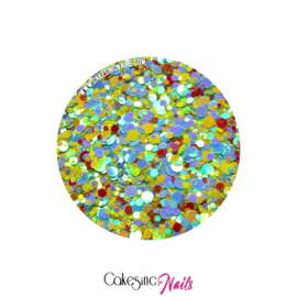 Glitter.Cakey - Spring Time 'THE DOTS'