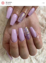 Glitter.Cakey - Funky Iridescent Grape