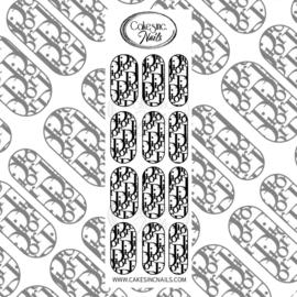 CakesInc.Nails - Metallic DD 'NAIL DECALS'
