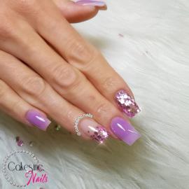 Glitter.Cakey - Lilac Dreams