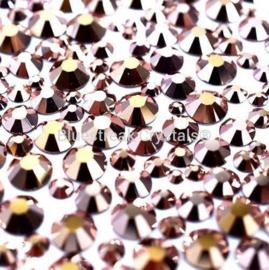 Bluestreak Crystals - Capri Gold Mix (Preciosa)