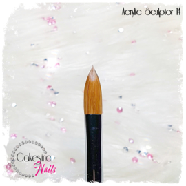 CakesInc.Nails - Acrylic Sculptor 14 'PEACHY 2nd Edition'