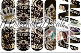 Queen of Decals - Ouija