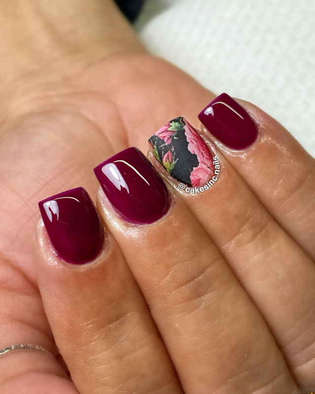 CakesInc.Nails -  Gel Polish '#006 Grape Pie'