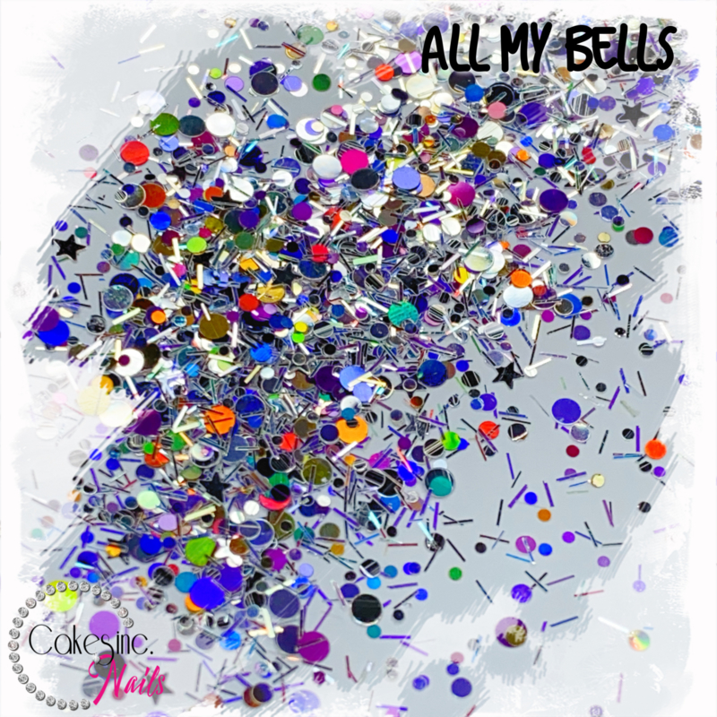 Glitter.Cakey - All My Bells