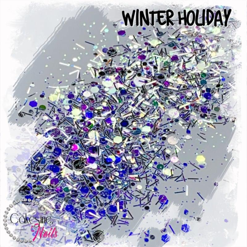 Glitter.Cakey - Winter Holiday