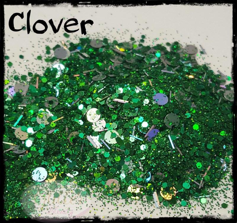 Glitter Blendz - Clover