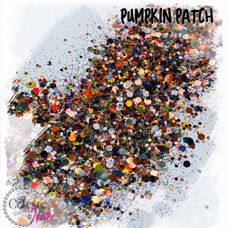 Glitter.Cakey - Pumpkin Patch