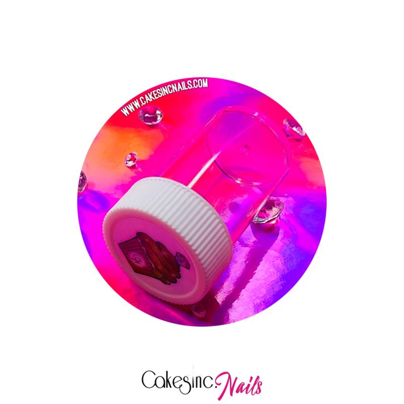 CakesInc.Nails - Transfer Foil 'STORAGE CONTAINER'