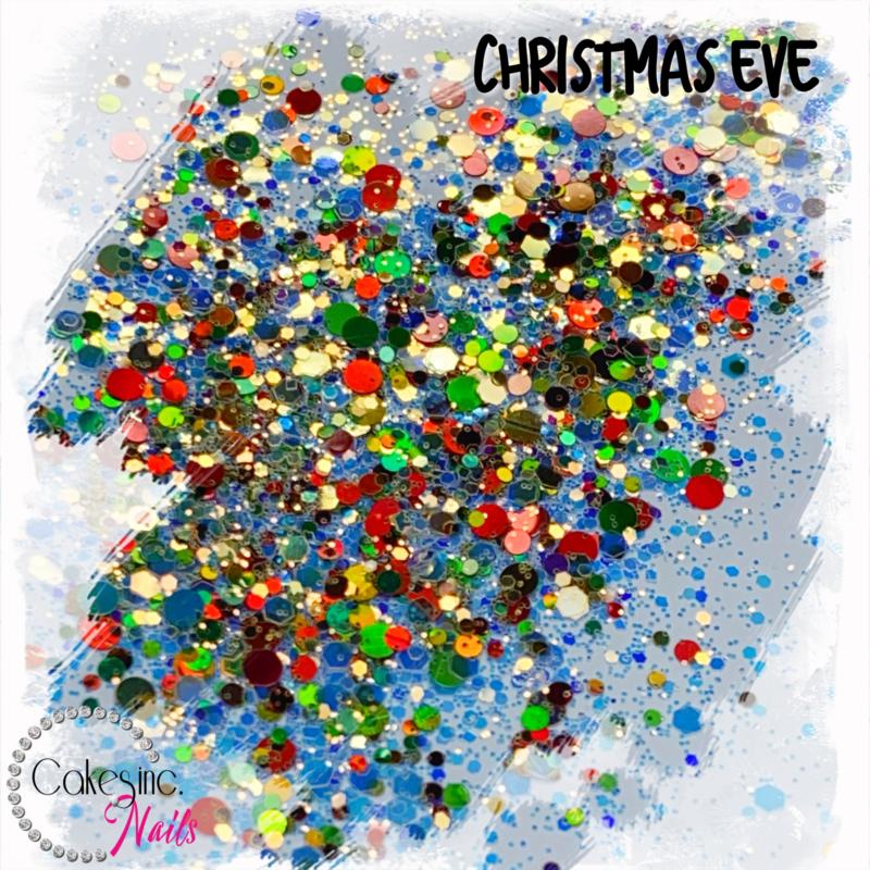 Glitter.Cakey - Christmas Eve