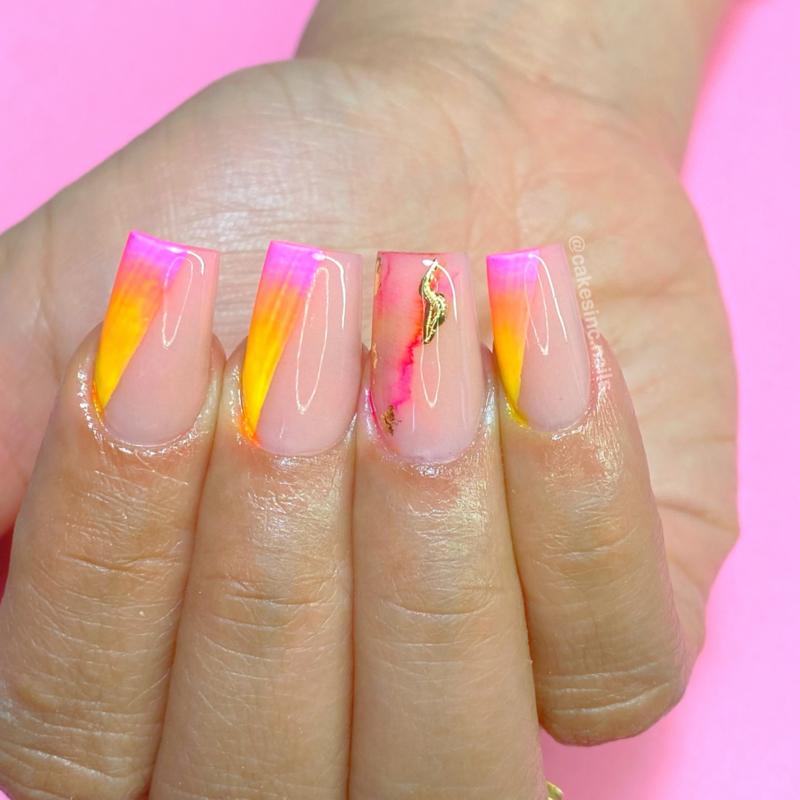 CakesInc.Nails - Magical Ink #011 'Redorange'