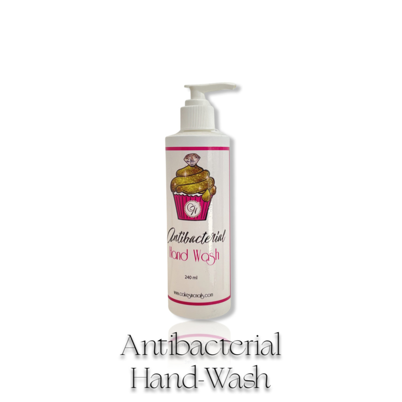 CakesInc.Nails - Antibacterial Hand Wash Soap