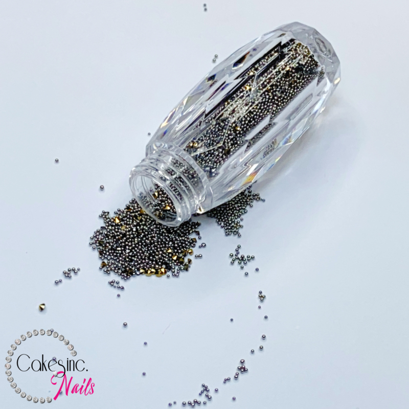 Glitter.Cakey - Crystal Pixie Gun Black