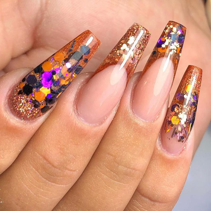 Glitter.Cakey - Pumpkin Spice