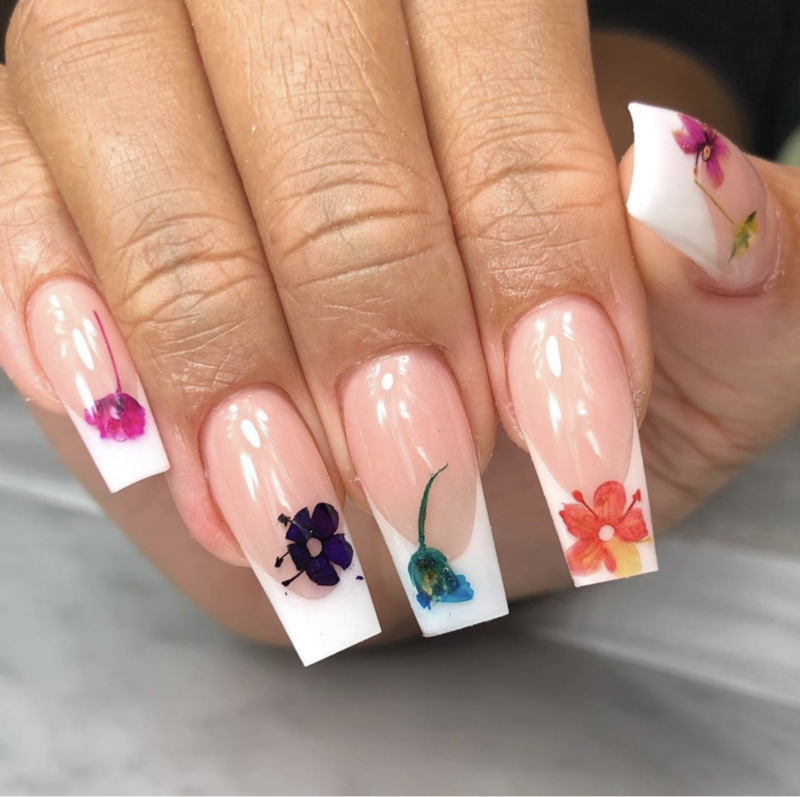 """CakesInc.Nails - Dried Flowers """"Summer Inspired Mixed-Pack"""""""