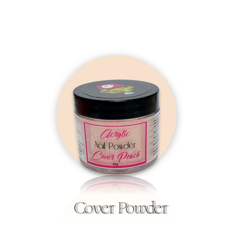CakesInc.Nails - Cover Peach