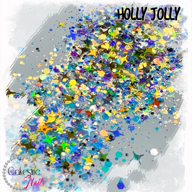 Glitter.Cakey - Holly Jolly
