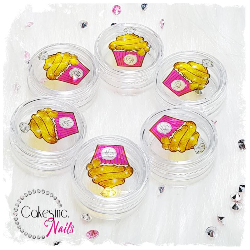 Glitter.Cakey - Mixing Pots (1.25g)