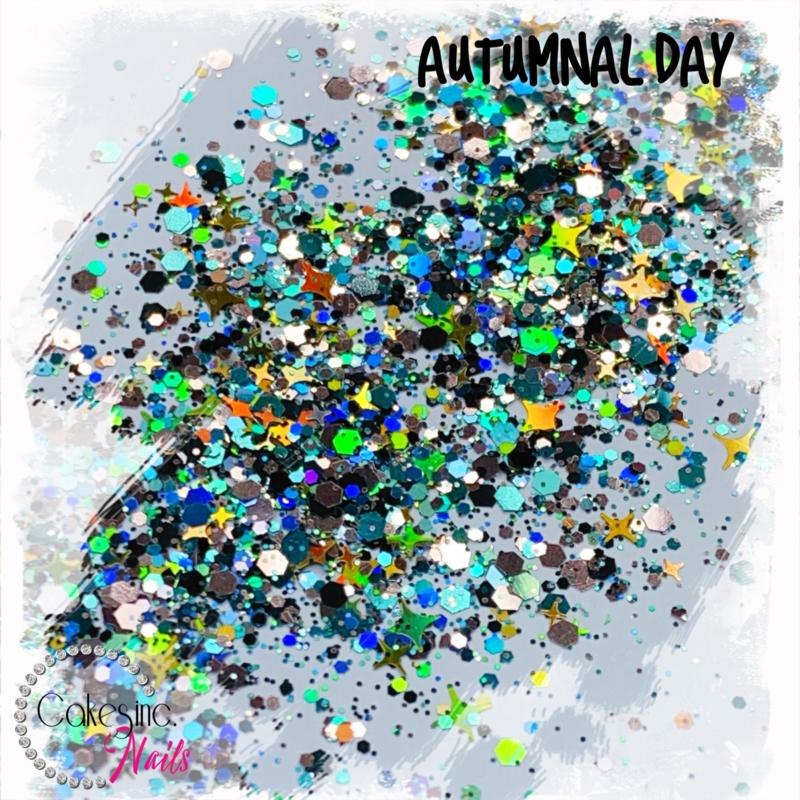 Glitter.Cakey - Autumnal Day 'CUSTOM MIXED'