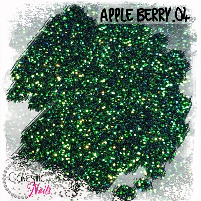 Glitter.Cakey - Apple Berry .04 'M/F CHAMELEON'