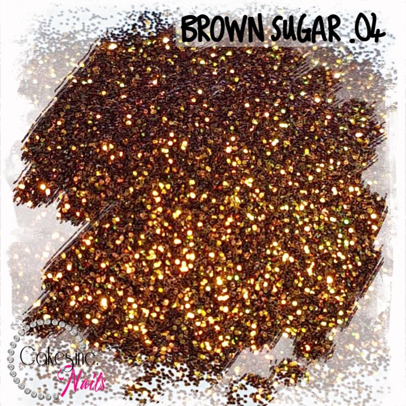 Glitter.Cakey - Brown Sugar .04 'M/F CHAMELEON'