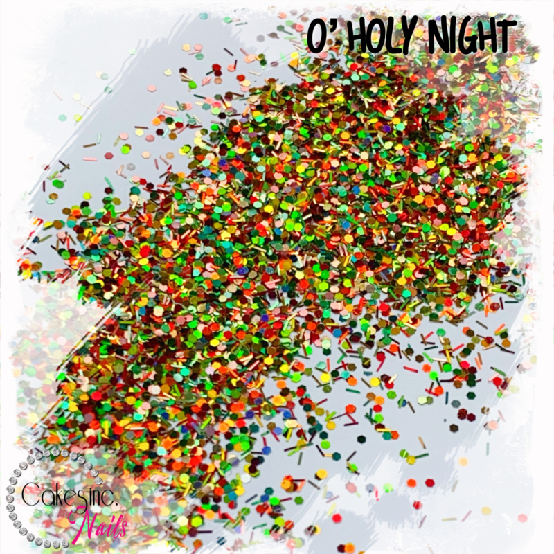 Glitter.Cakey - O' Holy Night