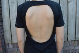 Frederique t-shirt black high