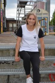 Femke t-shirt white