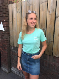 Lexy t-shirt mint
