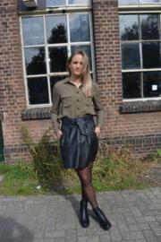 Dori skirt black