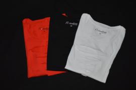 Florine t-shirt white