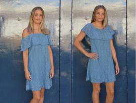 Summer dress jeansblue