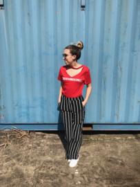 Lola t-shirt red