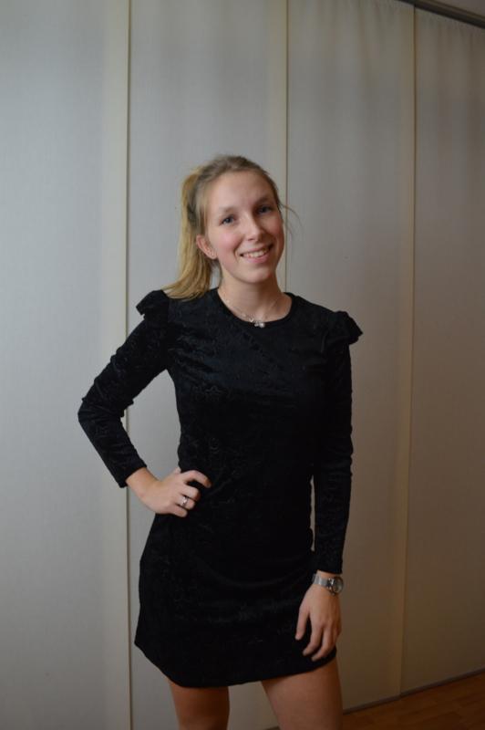 Pip dress black