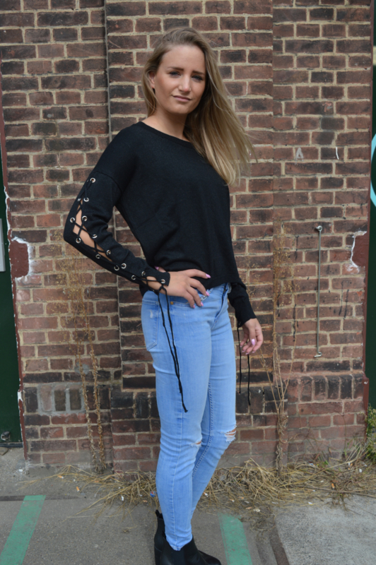 Danee shirt black