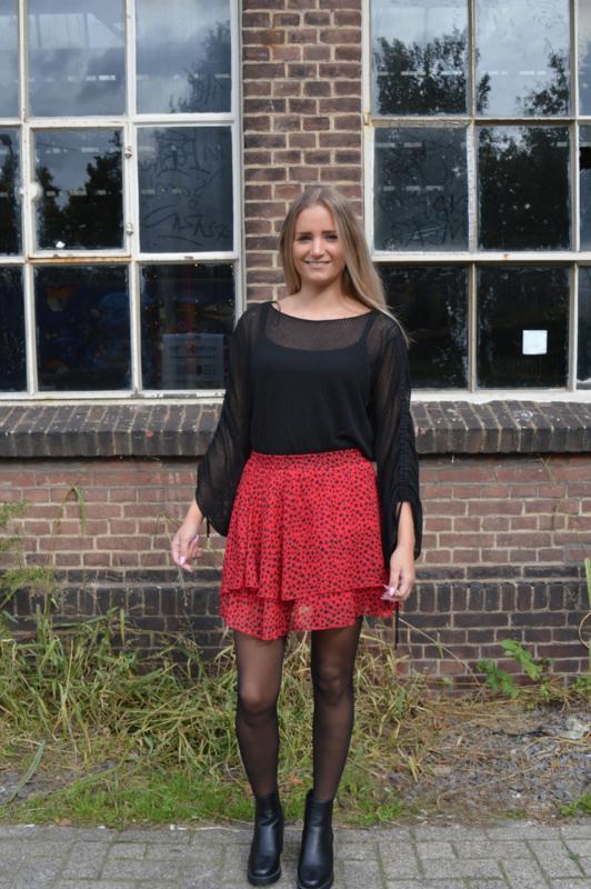 Didi skirt red