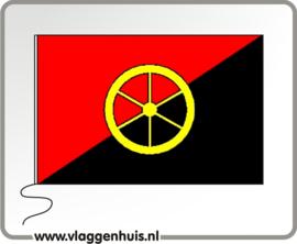 Vlag gemeente Aalburg