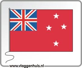 Tafelvlag Nieuw Zeeland 10x15 cm