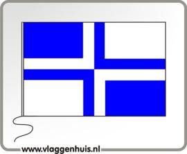 Vlag gemeente Sint-Michielsgestel