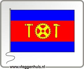 Vlag gemeente Hoogezand Sappemeer