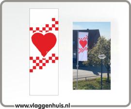 Samen sterk Brabant Baniervlag