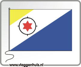 Tafelvlag Bonaire 10x15 cm