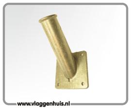 Muursteun houder Aluminium 30 mm