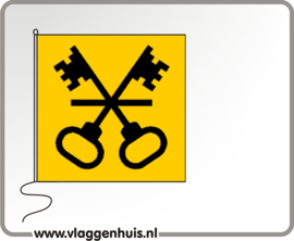Vlag gemeente Waddinxveen