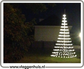 Kerstboom LED glowtree