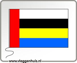 Vlag gemeente Nuenen-Gerwen-Nederwetten