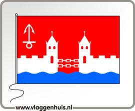 Vlag gemeente Goedereede