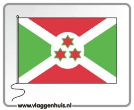 Tafelvlag Burundi 10x15 cm