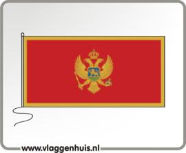 Tafelvlag Montenegro 10x15 cm