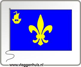 Vlag gemeente Wymbritseradeel